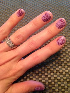 New Jamicure!!! Lady Lace  http://laberryhill.jamberrynails.net