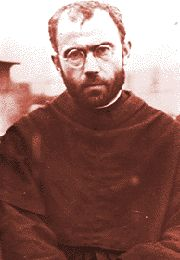 Maximilian Kolbe was a Polish Conventual Franciscan friar. Born January 1894 as Rajmund Kolbe, canonized as a saint by the Catholic Church in 1982 for taking a stranger's place in the Auschwitz concentration camp.