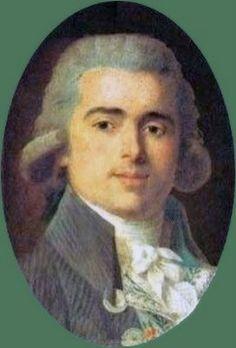 Antoine Rivaroli dit Antoine de Rivarol, Comte de Rivarol (1753-1801).