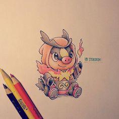 les-pokemon-se-deguisent-en-leurs-propres-evolutions-dans-ces-magnifiques-illustrations-de-birdy-chu14