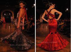 Sánchez Murube en We Love Flamenco 2015: 'Kallisté'    por Claudia Alfaro vía Entre Cirios y Volantes.
