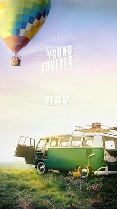BTS / Young Forever Day ver. / Wallpaper