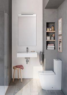 Bathroom Design Visualiser stand roca ideo bain collection inspira | aaa corinne lienhart