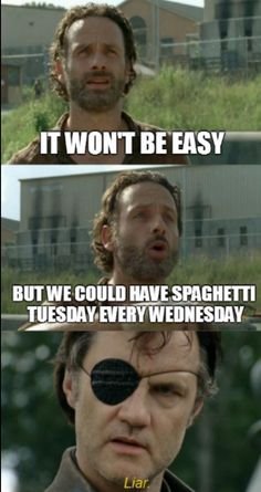 Spagetti Tuesday