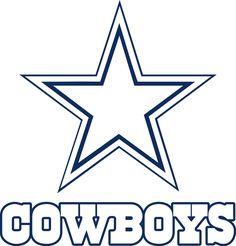 A star Dallas Cowboys logo american