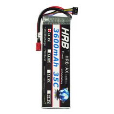 HRB RC Lipo Battery 11.1V 3600mAh 35C For Helicopter RC Models Li-polymer RC Battery Airplane