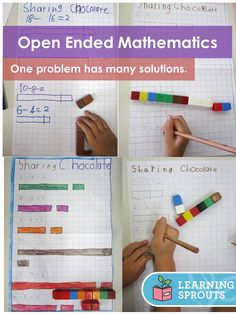 1st Grade Math, Grade 3, Math Resources, Math Activities, Math Subtraction, Eureka Math, Math Challenge, Singapore Math, Math Problem Solving