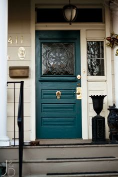 Absolutely Love This Door 12 Colorful Front Doors Home Bright Bold And Beautiful Blog