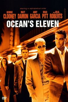 Ocean's Eleven. Another making the impossible possible movie.