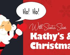 "Check out new work on my @Behance portfolio: ""Will Santa Save Kathy's & Mika's Christmas?"" http://be.net/gallery/46626251/Will-Santa-Save-Kathys-Mikas-Christmas"