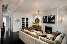 Eclecticism in interior design: New York townhouse in a mixed style http://bestdesignideas.com/eclecticism-in-interior-design-new-york-townhouse-in-a-mixed-style
