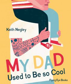 Got word that after some juggling around My Dad Used To Be So Cool's release date has been pushed up to June 14th! Oh hey, Father's Day is the following weekend, what a coincidence! Buy local, but if you can't pre-order is...
