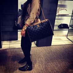 In Love With This Chanel Bag..