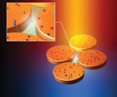 Novel molecular sensor is 10x more powerful and can amplify optical signature of molecules by 100 billion times #molecularsensor #science #tech #technology #physics #nanophotonics #photonics #nanotech #nanotechnology