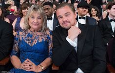 Leonardo DiCaprio uses belated Oscar win to lecture on climate change
