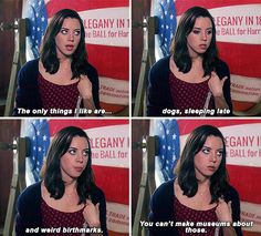On knowing yourself: | 28 April Ludgate Quotes That Perfectly Sum Up Adult Life