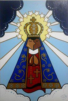 Nossa Senhora Aparecida by Robson Lelis, via Flickr