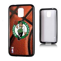 Boston Celtics Basketball Design Samsung Galaxy S5 Bumper Case by Keyscaper