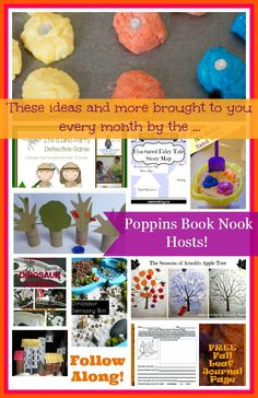 For those of you who follow along with Poppins Book Nook for your enjoyment today we have put together a list of some of the participants favorite Poppins Book Nook posts. Come and take a look at the list and find out what November's theme is so that you can join in on the book fun! #PoppinsBookNook - Enchanted Homeschooling Mom