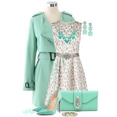 Feel the Spring Air, created by kginger on Polyvore