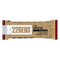 Barrita Evo Bar Superfood 226ERS 12 x 50g Walnuts Cranberry