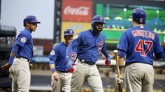 The Chicago Cubs and Chicago White Sox both played divisional opponents on Monday night, and as both offenses lit up the scoreboard, they managed to pull off a feat that they haven't accomplished in nearly...