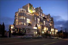 DECA Building-tamara de lempicka san diego