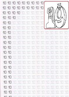 Cursive Handwriting, Handwriting Worksheets, Tracing Worksheets, Alphabet Worksheets, Kindergarten Worksheets, Preschool Writing, Numbers Preschool, English Worksheets For Kids, Math Notes