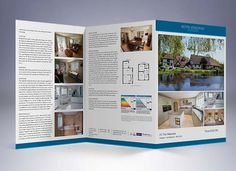 Property Brochure Example From HttpWwwDesignersupnorthCom