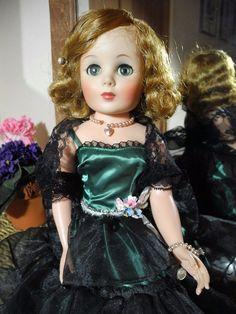 "Vintage Sweet Sue Sophisticate Toni Doll, Blonde Full Hair, Green Blue Eyes, 19""…"