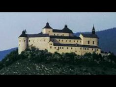 The Krasna Horka Castle Bratislava, Archive Video, Dream Vacations, Hungary, Wanderlust, Manor Houses, Mansions, House Styles, Castles