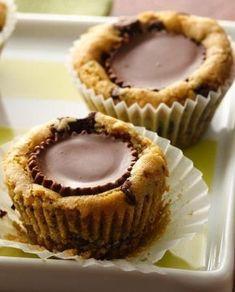 Gluten Free Chocolate Chip Peanut Butter Cups