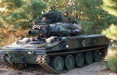 N551 Sheridan Airborne Assault Reconnaissance