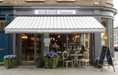 Wonderful neighbourhood bakery/restaurant just off of Marylebone High Street. Great place for weekend brunch or a casual lunch with a friend!
