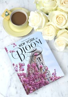 For anyone who loves New York City, flowers and photography, New York in Bloom is a gorgeous gift and an essential additional to one's library of fine books. This beautiful book leads you on a stunning tour of spring in New York – past stylish floral studios and corner shops overflowing with fresh-cut blooms, through bustling flower markets, to blooming trees and lush public parks. #newyorkflowers #springinnewyork #newyork Bloom Book, Spring In New York, Table Decor Living Room, Blooming Trees, Quotes For Book Lovers, Christmas Birthday, Bff Birthday, Floral Photography, Book Aesthetic