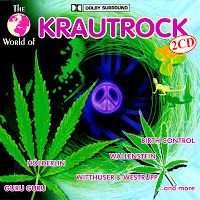 "NAS ONDAS DA NET: V. A. - ""The World Of Krautrock Vol. 1 e 2"" - 1997..."