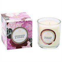 Amaranth & Jasmine 12oz Boxed Candle