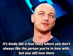 James McAvoy and Michael Fassbender on the Charles/Erik love story in X-Men