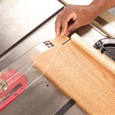 Make precise square cuts