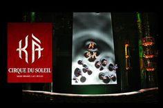 KÀ by Cirque du Soleil at MGM