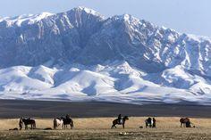 Northern Afghanistan, Himalayas