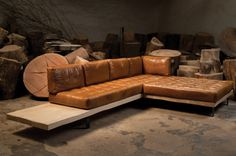 Whatever the season, the sofa is one of those pieces that every home must have. So let us help you choose the best couch for you with this line-up of couches available in South Africa. Plywood Furniture, Sofa Furniture, Home Decor Furniture, Sofa Chair, Pallet Furniture, Furniture Design, Wooden Couch, Wood Sofa, Home Decor