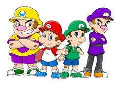 Elementary, my dear Marios~ by *Nintendrawer on deviantART