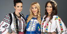 costume traditionale romanesti femei