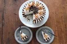 """Layered Ice Cream """" Cake"""""""