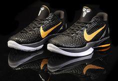 Nike Zoom Kobe Vi Black