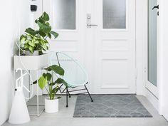heymat_ny4 Gray Background, Mint Green, Entrance, Modern, Inspiration, Color, Design, Shopping, Biblical Inspiration