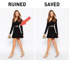 8 Ways You Are Ruining Your Outfit Without Realizing It