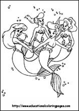 Coloring Pages Ariel Little Mermaid . 35 Coloring Pages Ariel Little Mermaid . Disney S the Little Mermaid Coloring Page Flounder and Sebastian Ariel Coloring Pages, Mermaid Coloring Book, Disney Princess Coloring Pages, Disney Princess Colors, Disney Colors, Cool Coloring Pages, Cartoon Coloring Pages, Coloring Pages To Print, Printable Coloring Pages