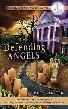 oung Attorney Bree Beaufort begins life and a new practice in Savannah, GA. She gets involved with a local death that turns out to be murder and is aided in her quest by mysterious otherworldly Angelic beings.
